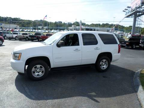 2010 Chevrolet Tahoe for sale at Moores Auto Sales in Greeneville TN