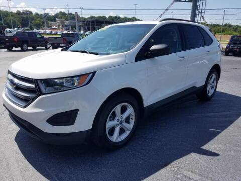 2016 Ford Edge for sale at Moores Auto Sales in Greeneville TN