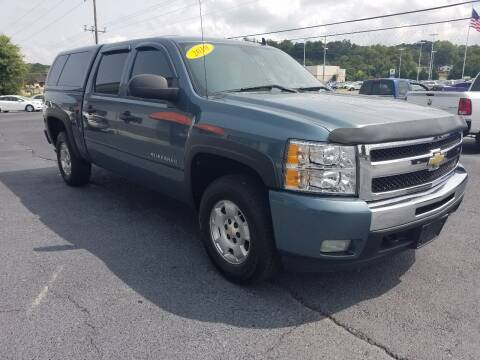 2010 Chevrolet Silverado 1500 for sale at Moores Auto Sales in Greeneville TN