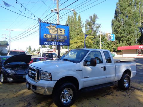 2006 Ford F-250 Super Duty for sale in Seattle, WA