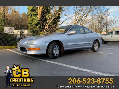 2001 Acura Integra Ls >> Used Acura Integra For Sale In Middlebury In Carsforsale Com