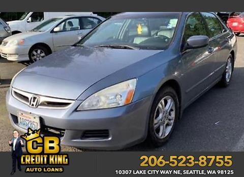 2007 Honda Accord for sale in Seattle, WA