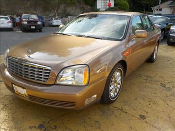 2005 Cadillac DeVille for sale in Seattle, WA