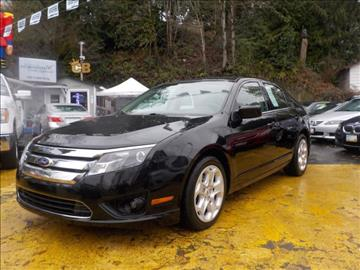 2011 Ford Fusion for sale in Seattle, WA