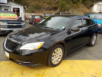 2013 Chrysler 200 for sale in Seattle, WA