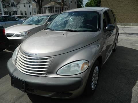 2002 Chrysler PT Cruiser for sale in Central Falls, RI