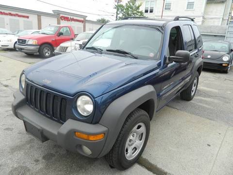 2002 Jeep Liberty for sale in Central Falls, RI