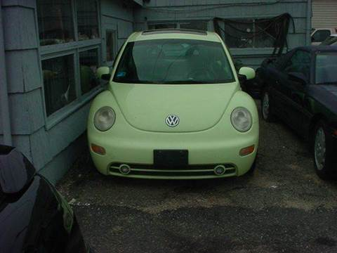 2001 Volkswagen New Beetle for sale in Central Falls, RI