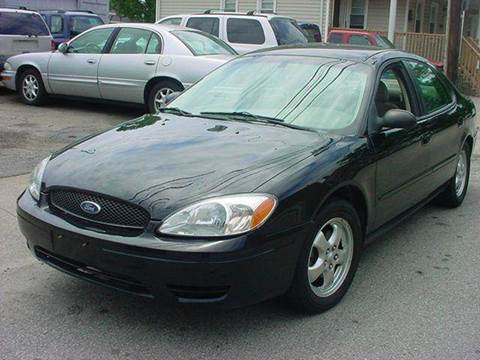 2005 Ford Taurus for sale in Central Falls RI