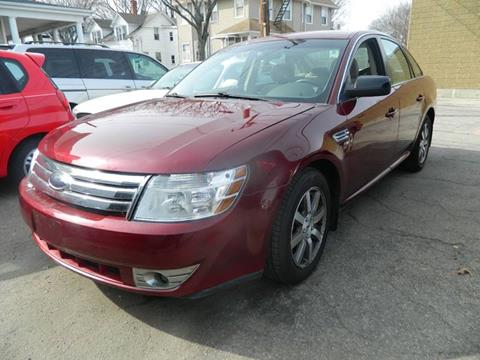 2008 Ford Taurus for sale in Central Falls, RI
