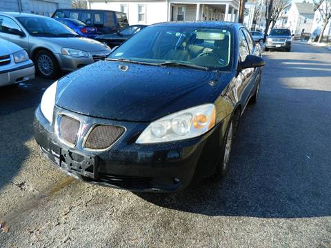 2007 Pontiac G6 for sale in Central Falls, RI