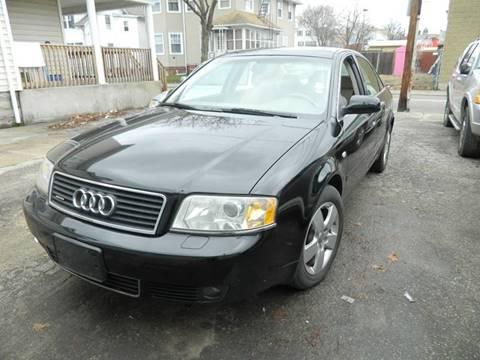 2003 Audi A6 for sale in Central Falls RI