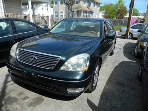 2002 Lexus LS 430 for sale in Central Falls, RI