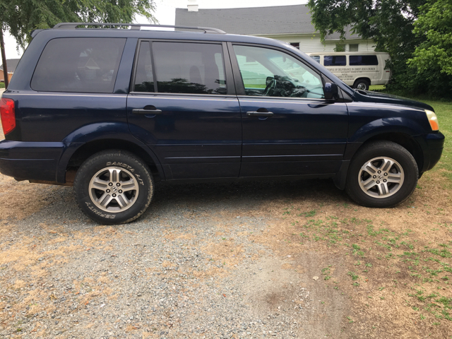 2004 Honda Pilot 4dr EX-L 4WD SUV w/Leather and Entertainment System - Durham NC