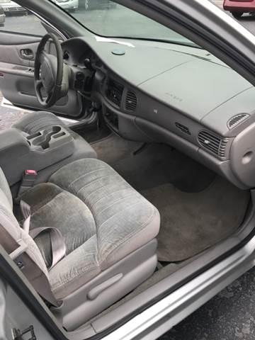 2001 Buick Century Custom 4dr Sedan - Durham NC