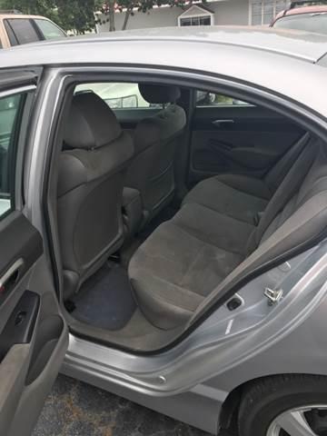 2007 Honda Civic LX 4dr Sedan (1.8L I4 5A) - Durham NC