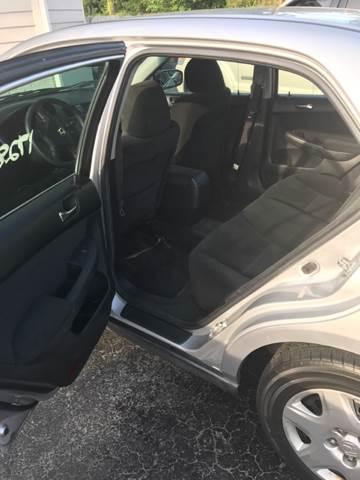 2007 Honda Accord LX 4dr Sedan (2.4L I4 5A) - Durham NC