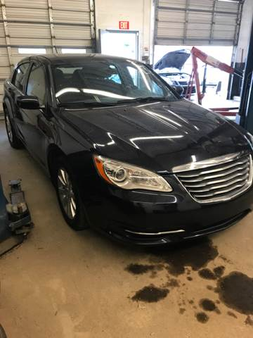 2012 Chrysler 200 Touring 4dr Sedan - Durham NC