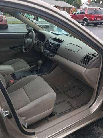 2005 Toyota Camry LE 4dr Sedan - Durham NC