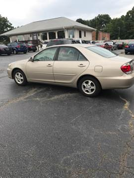 2005 Toyota Camry for sale in Durham, NC