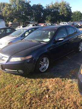 2007 Acura TL for sale in Durham, NC