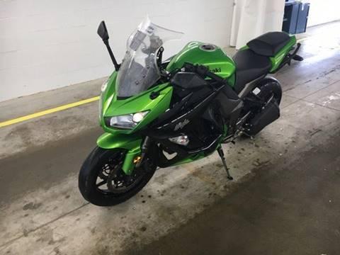 2012 Kawasaki ZX1000GC NINJA for sale in Rockford, IL