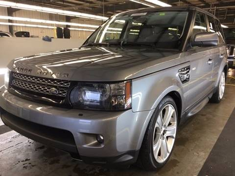 2012 Land Rover Range Rover Sport for sale in Rockford, IL