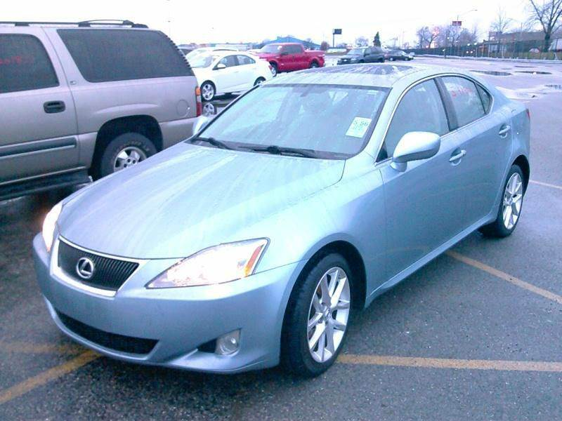 2006 lexus is 250 awd 4dr sedan in rockford il auto works inc. Black Bedroom Furniture Sets. Home Design Ideas