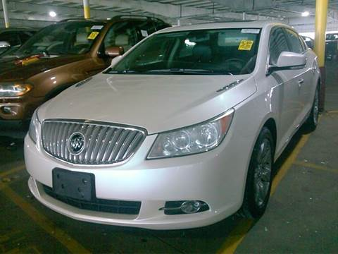 2012 Buick LaCrosse for sale in Rockford, IL