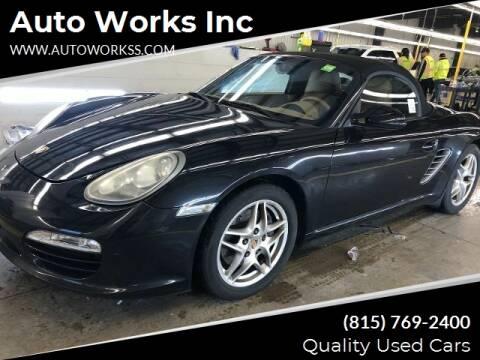 2009 Porsche Boxster for sale in Rockford, IL