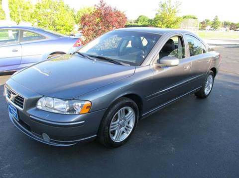 2007 Volvo S60 for sale at MAIN STREET AUTO SALES in Neenah WI