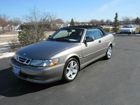 2003 Saab 9-3 for sale at MAIN STREET AUTO SALES in Neenah WI