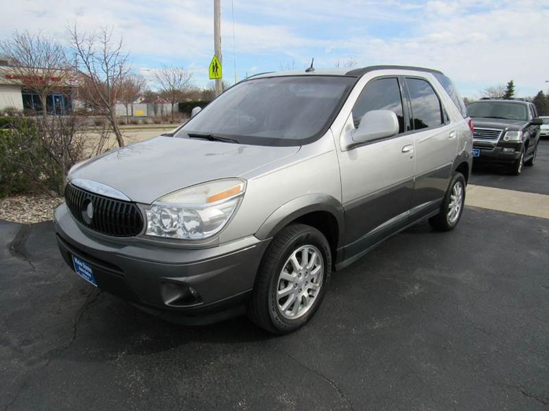 2005 Buick Rendezvous for sale at MAIN STREET AUTO SALES in Neenah WI