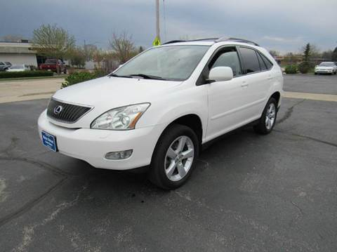 2006 Lexus RX 330 for sale at MAIN STREET AUTO SALES in Neenah WI