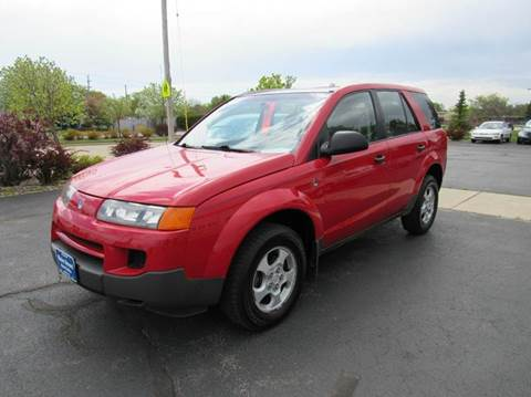 2002 Saturn Vue for sale at MAIN STREET AUTO SALES in Neenah WI