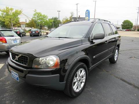 2005 Volvo XC90 for sale at MAIN STREET AUTO SALES in Neenah WI