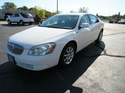 2008 Buick Lucerne for sale at MAIN STREET AUTO SALES in Neenah WI
