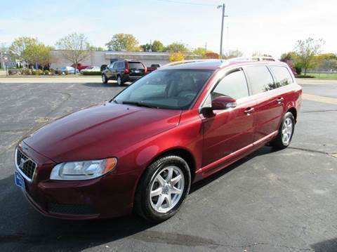 2008 Volvo V70 for sale at MAIN STREET AUTO SALES in Neenah WI