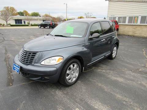 2003 Chrysler PT Cruiser for sale at MAIN STREET AUTO SALES in Neenah WI