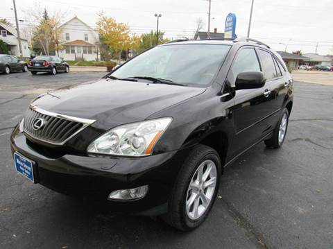 2008 Lexus RX 350 for sale at MAIN STREET AUTO SALES in Neenah WI