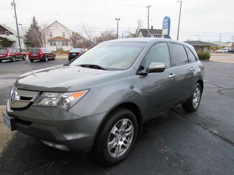 2008 Acura MDX for sale at MAIN STREET AUTO SALES in Neenah WI