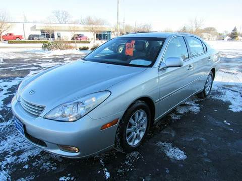 2004 Lexus ES 330 for sale at MAIN STREET AUTO SALES in Neenah WI