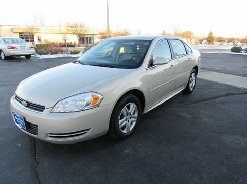 2011 Chevrolet Impala for sale at MAIN STREET AUTO SALES in Neenah WI