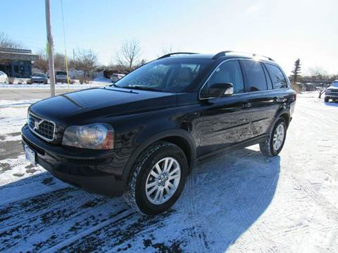 2008 Volvo XC90 for sale at MAIN STREET AUTO SALES in Neenah WI