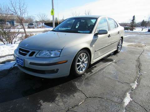 2005 Saab 9-3 for sale at MAIN STREET AUTO SALES in Neenah WI