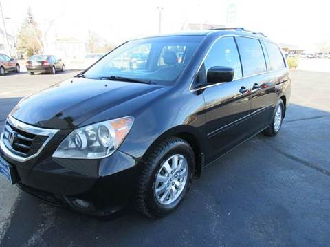 2008 Honda Odyssey for sale at MAIN STREET AUTO SALES in Neenah WI
