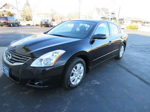 2012 Nissan Altima for sale at MAIN STREET AUTO SALES in Neenah WI