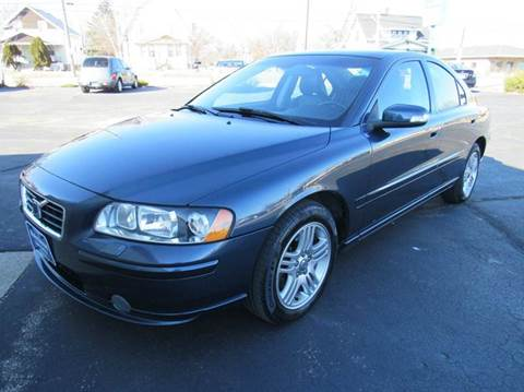 2009 Volvo S60 for sale at MAIN STREET AUTO SALES in Neenah WI