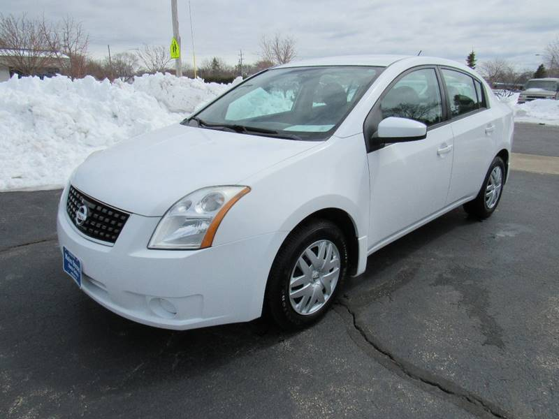 2008 Nissan Sentra for sale at MAIN STREET AUTO SALES in Neenah WI