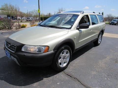 2006 Volvo XC70 for sale at MAIN STREET AUTO SALES in Neenah WI